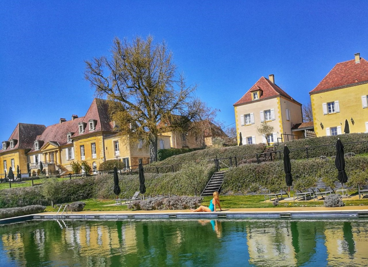 Chateau les Merles, Dordogne