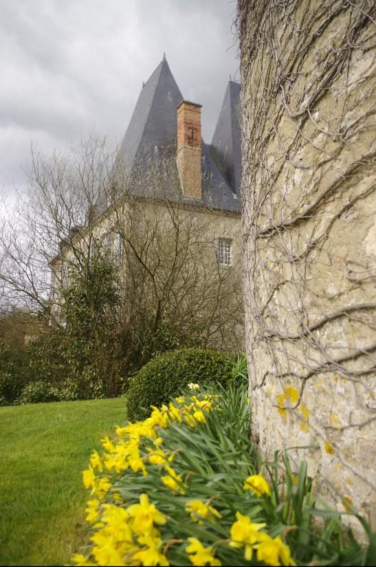 Chateau de Villiers Essay
