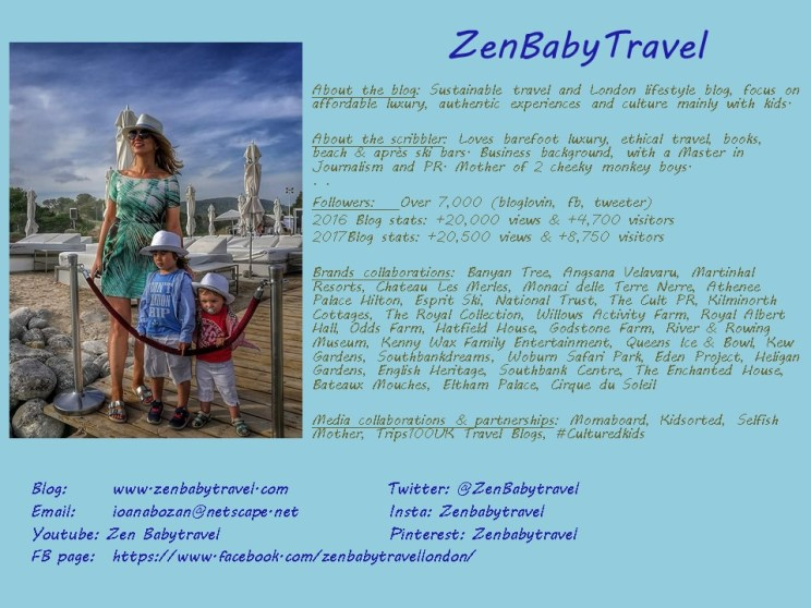 Collaborations and partnerships - Zenbabytravel press kit