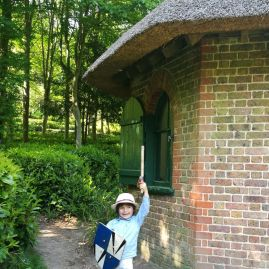 Day out with kids: Claremont National Trust Thatched Cottage