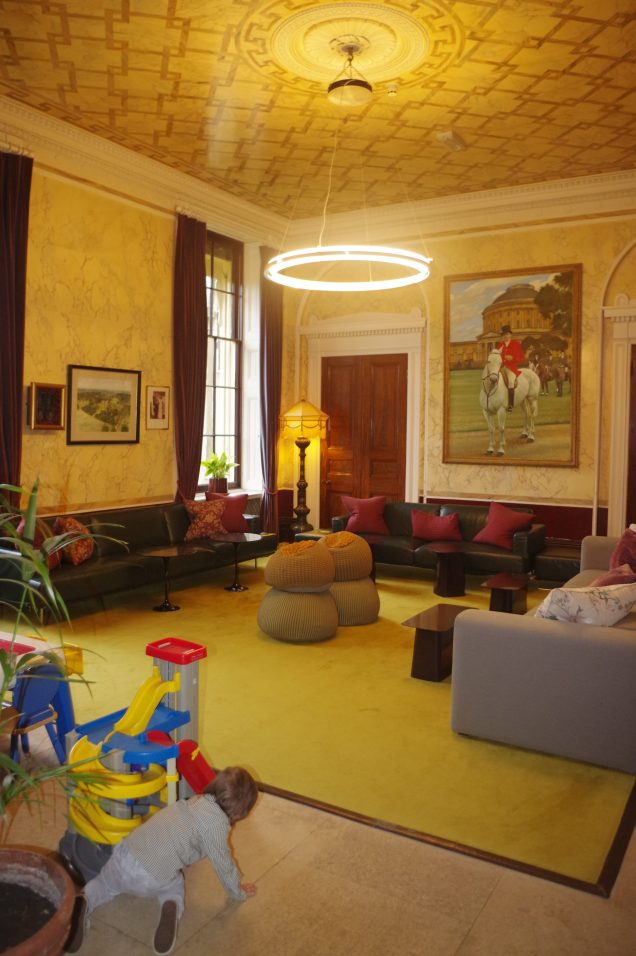 Days out in Suffolk: Ickworth hotel spa