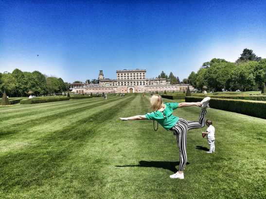 Cliveden House and National Trust grounds