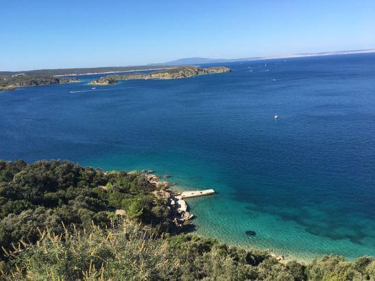 Croatia island hopping: Rab