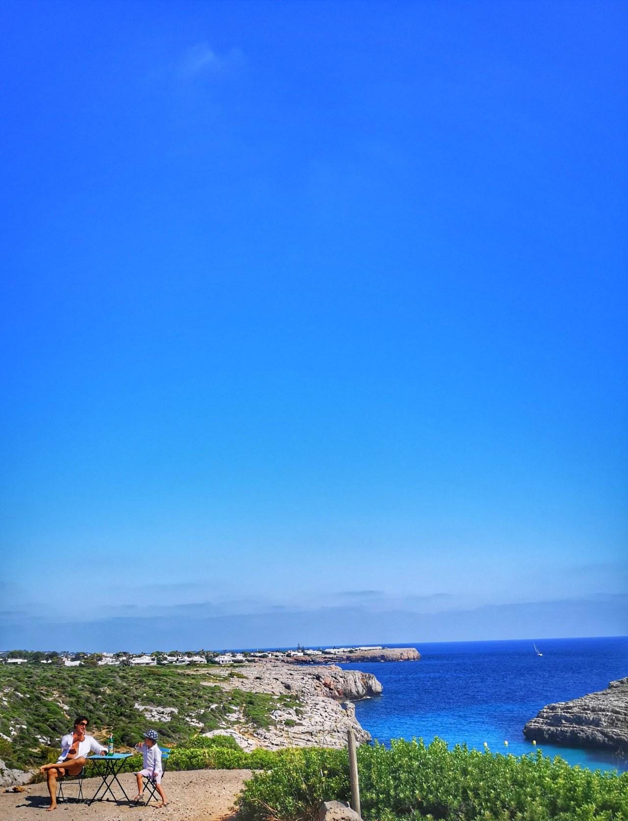 Binidali beach