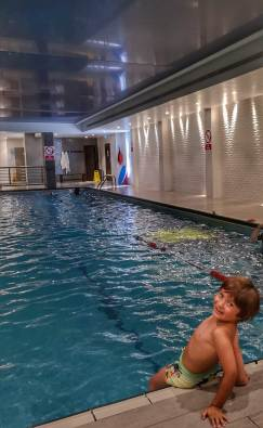 Swimming lessons in London
