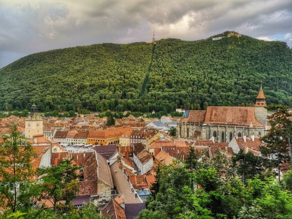 Top things to do in Brasov with kids: Turnul Alb & Negru (White & Black Towers)