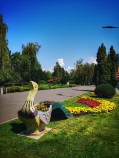 Parcul Central Brasov
