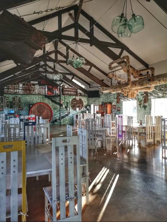 Retreat in the Romanian wine regions: Ceptura Dealu Mare restaurant