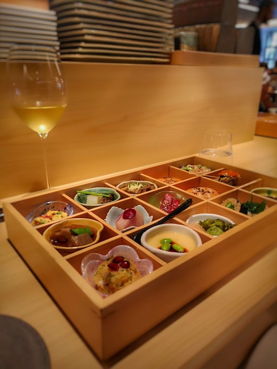 Lunch box, Japan House