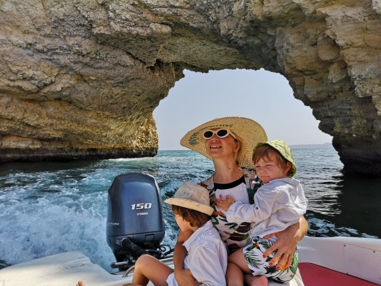 Adventure luxury holidays Oman with kids