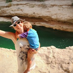 Oman in 10 days: Wadi Shab - Luxury holidays Oman