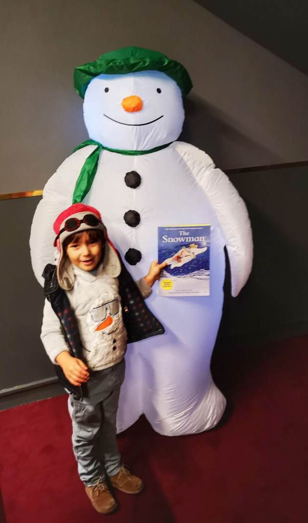 Christmas Plays for Kids: The Snowman Peacock Theatre