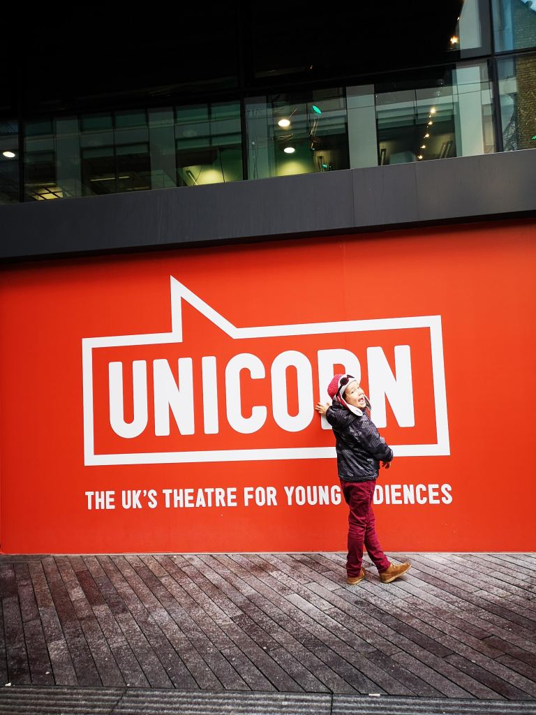 Unicorn Theatre London Bridge