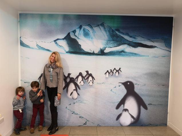 Penguins Unicorn Theatre