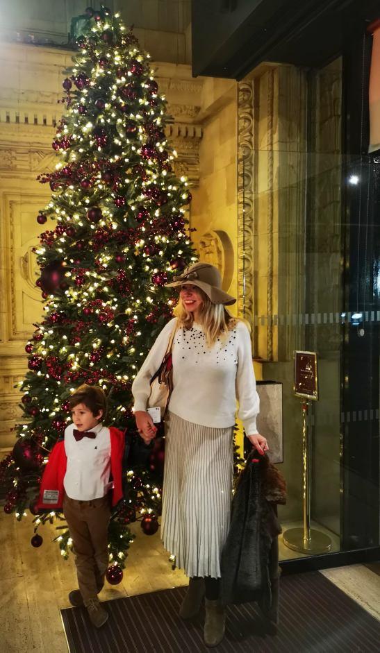 Christmas shows for kids London