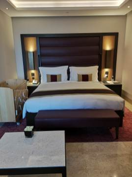 Kempinski Hotel Muscat delux rooms