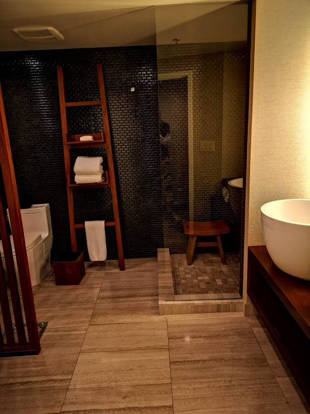 Nobu Vegas bathroom
