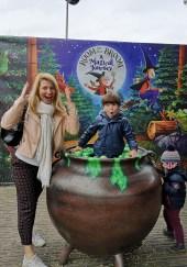 Chessington for kids - Room on the broom