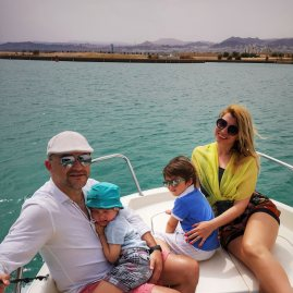 Read Sea Jordan sailing - Jordan adventure holidays