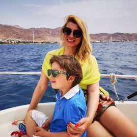Red Sea sailing and snorkelling