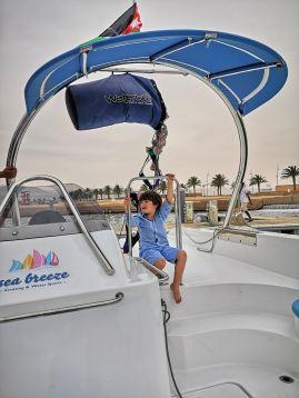 Red Sea sailing - 10 days Israel and Jordan