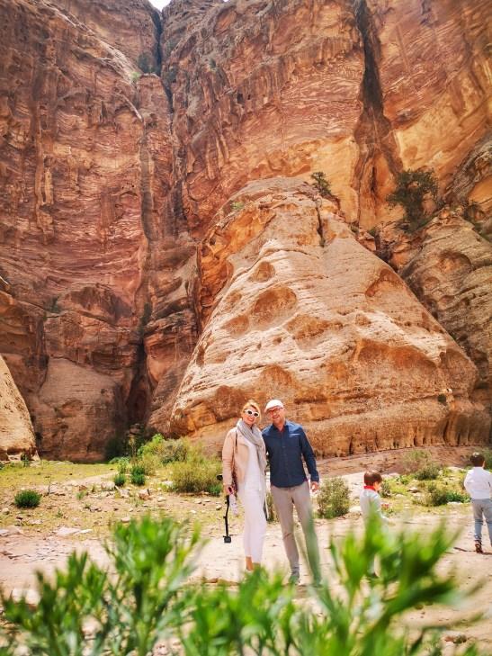 Petra backdoor to Al Deir