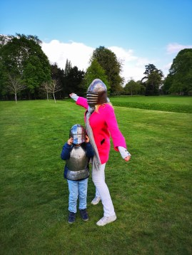 Jousting & Wannabe Knights