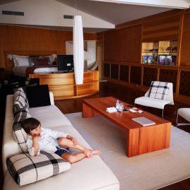 Alcazar suite Le Petit Nice Marseille