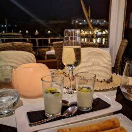 Es Castell Menorca dinner Can Delio