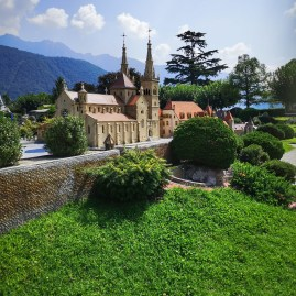 Switzerland in one day : Swiss Miniature Park Lugano
