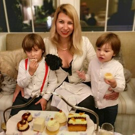 Birthday lunches with kids: Coworth Park