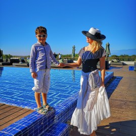 Sofitel Essaouira with kids
