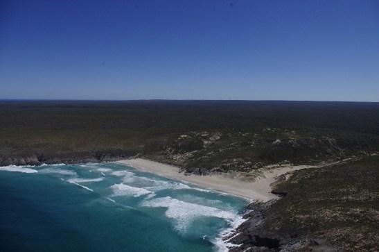 Kangaroo Island helicopter ride