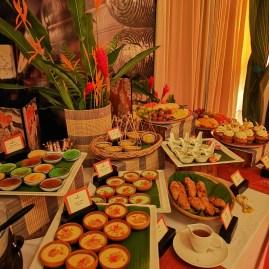 Banyan Tree Saffron delightful buffet