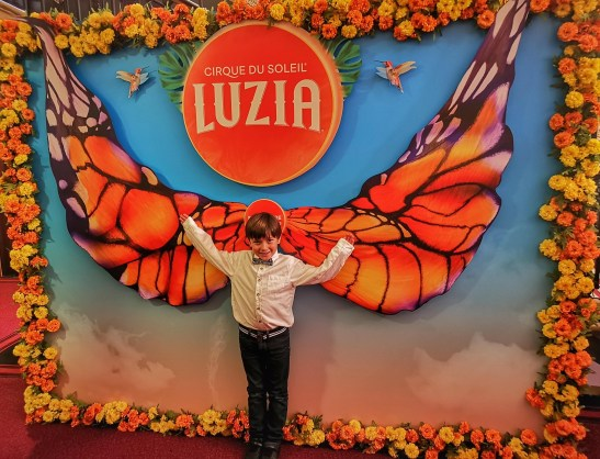 Fabulous Luzia for kids - Cirque de Soleil brings dreams of Mexic to Royal Albert Hall
