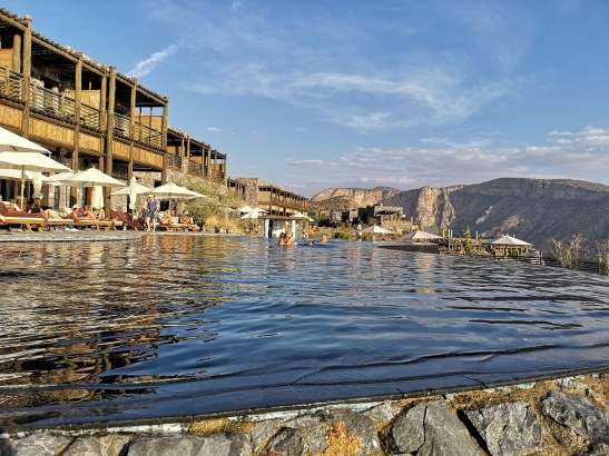 Alila Jabal Akhdar - benefits of sustainable tourism