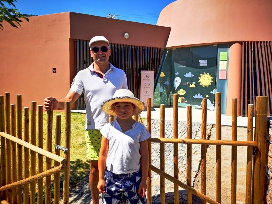 Ingredients of great family holidays in Crete with Domes of Elounda : the kidsclub