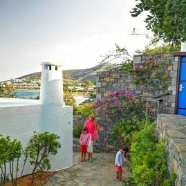Elounda beach village vibes