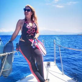 Diving in the Aegean can be fantastic