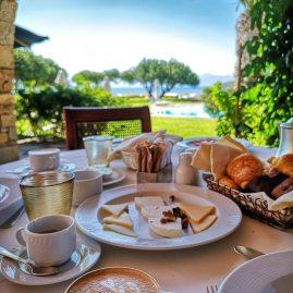 Breakfast at Artemis