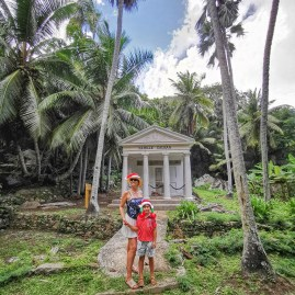 Dauban Mausoleum Seychelles