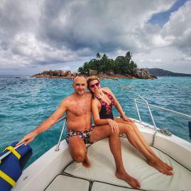 Sailing day Praslin