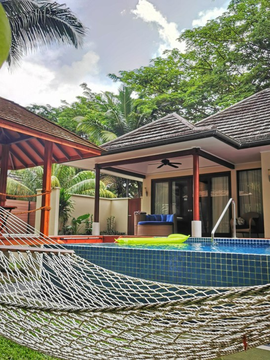 Hilton Labriz sanctuary jungle villa