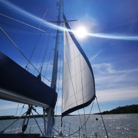 Days out near Chichester with kids : sailing