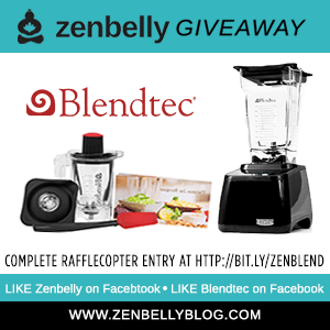 Win a Blendtec Blender!