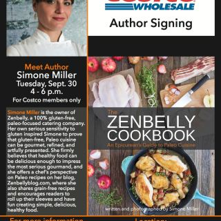 The Zenbelly Cookbook | Costco