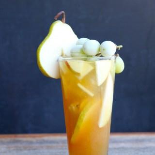 Spiced Cider Sangria