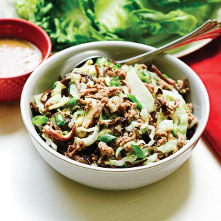 Moo Shu Stir-Fry from Well Fed Weeknights