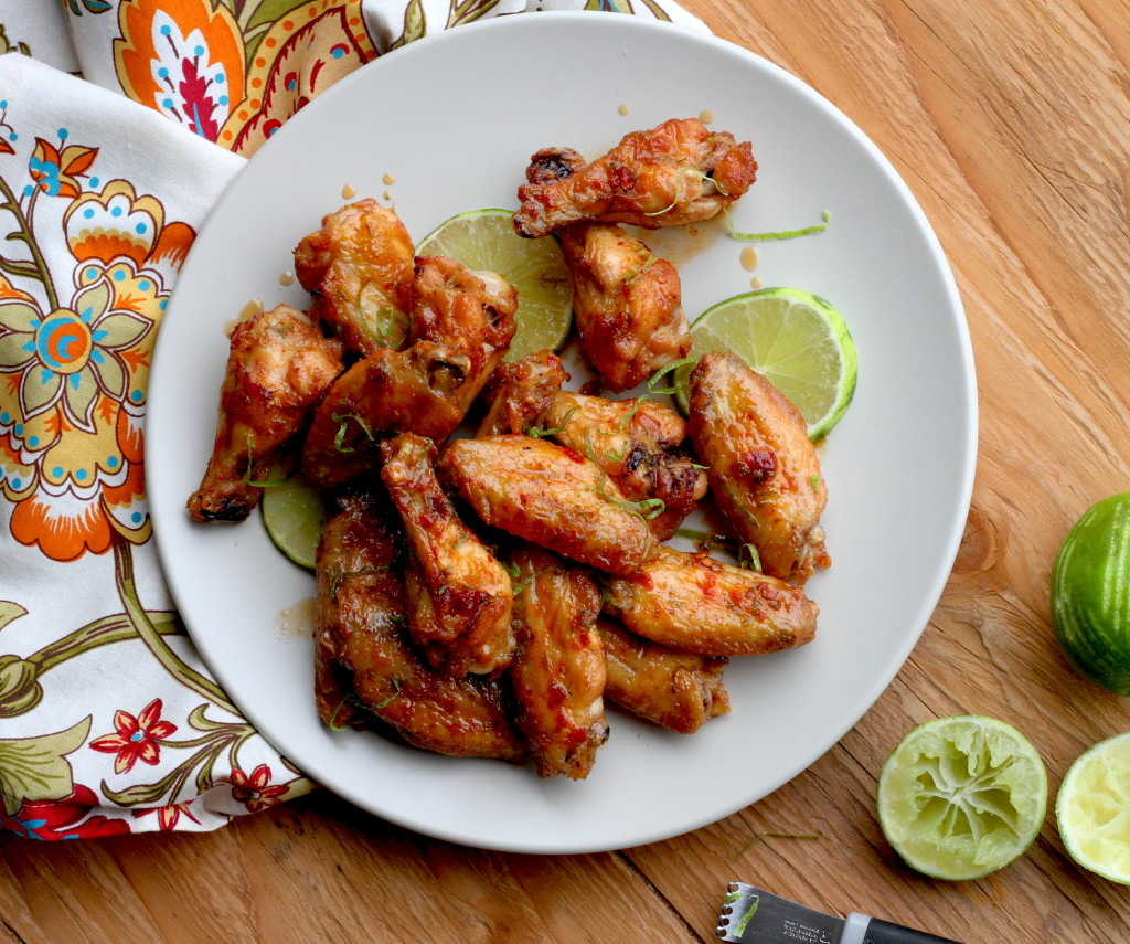 chili-lime wings