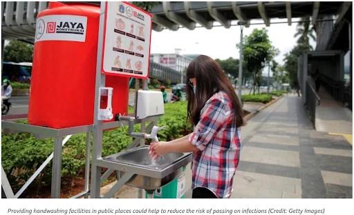 coronavirus-hand-wash-station